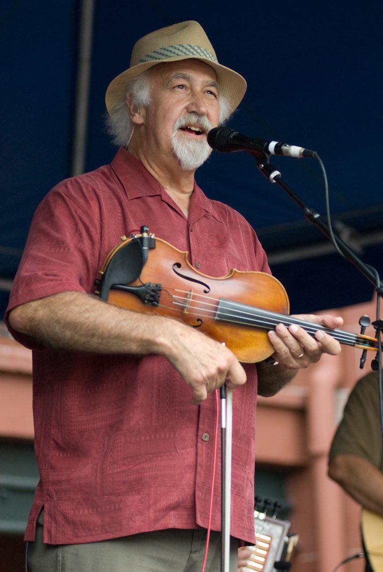 2008 Louisiana Cajun Zydeco Festival, Music, New Orleans, BeauSoleil avec Michael Doucet