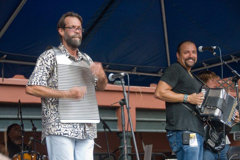 2008 Louisiana Cajun Zydeco Festival, Music, New Orleans, Terrance Simien & the Zydeco Experience