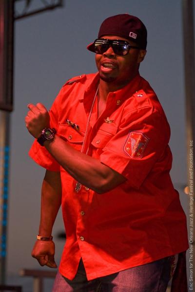 Congo Square Rhythms Festival, Music, New Orleans