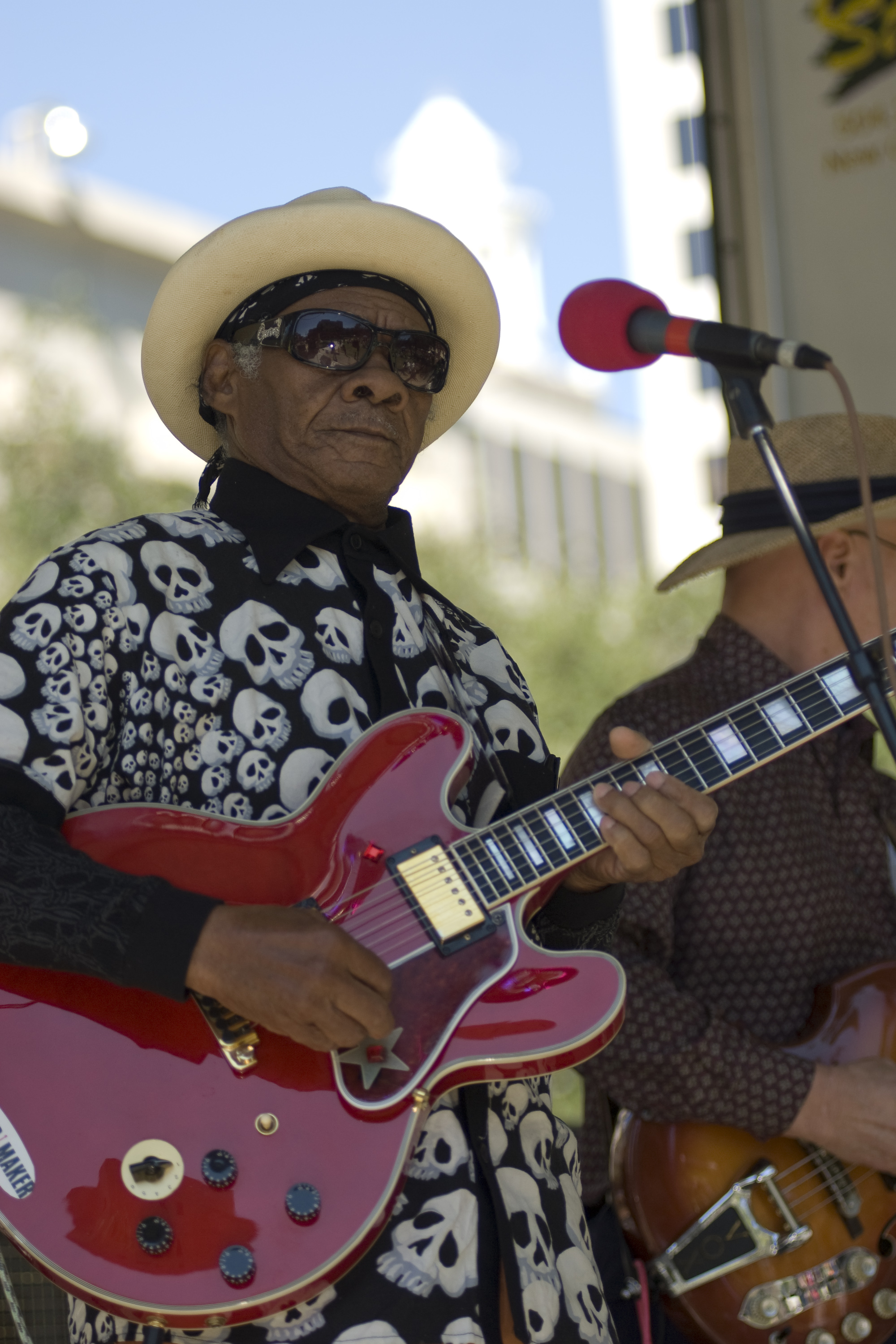 music, Little Freddie King, 2008 Crescent City Blues and BBQ Festival