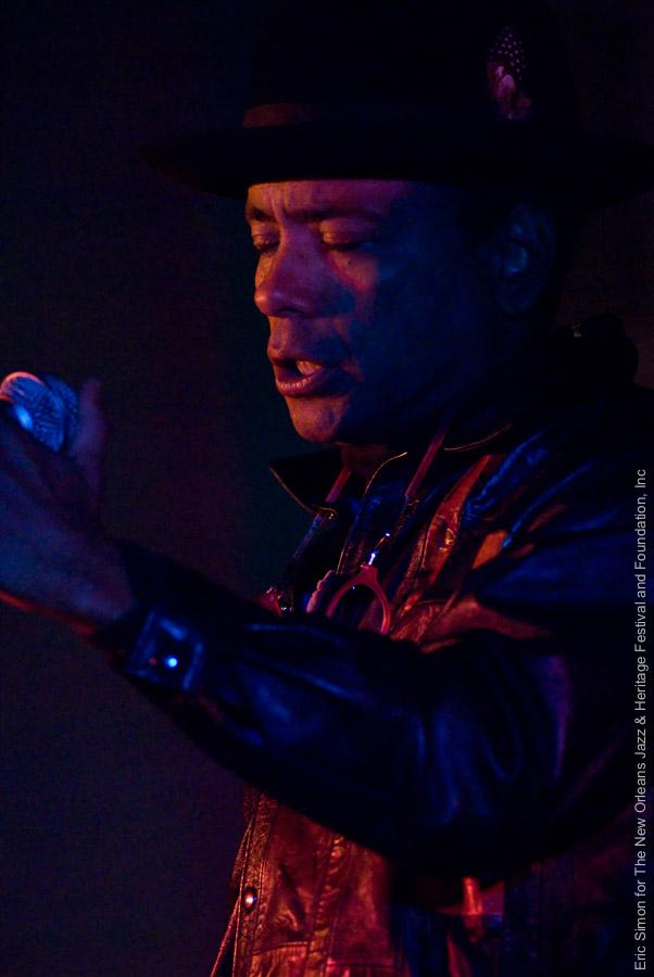 2008 Treme Creole Gumbo Festival, John Boutte, Music, New Orleans