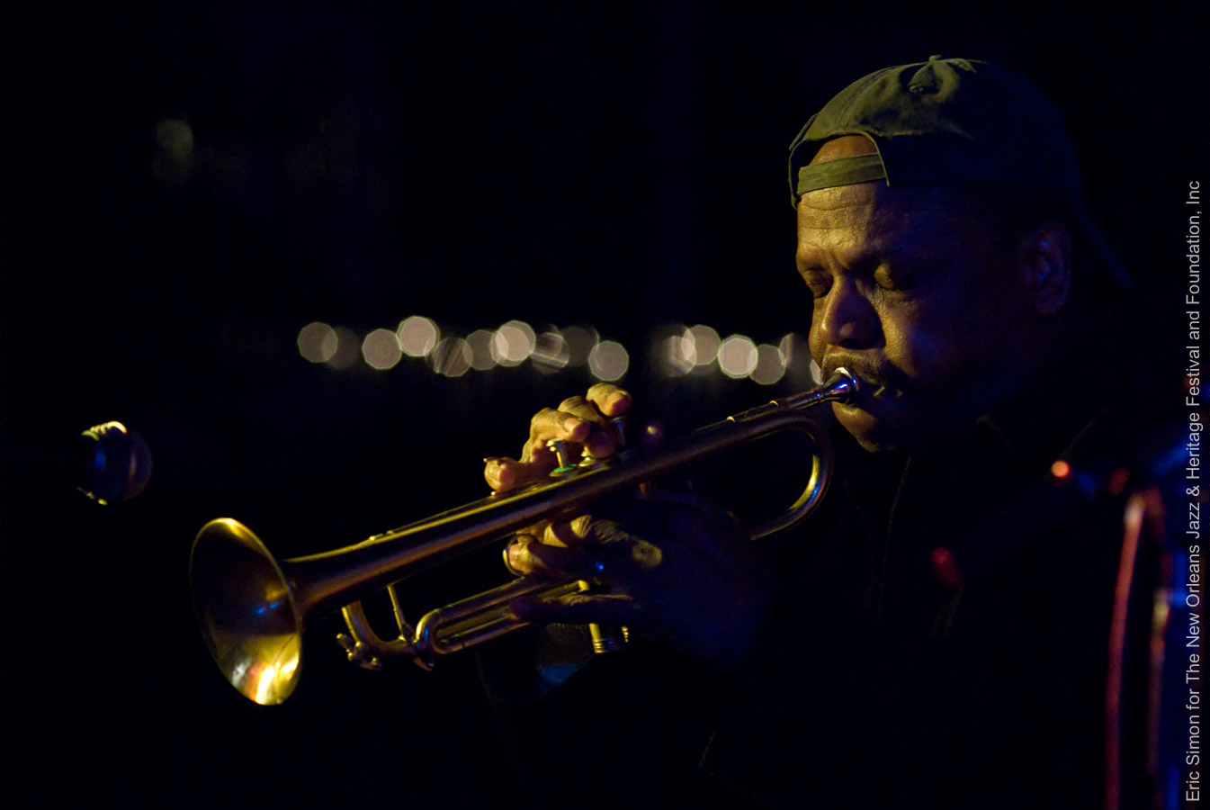 2008 Treme Creole Gumbo Festival, Leroy Jones, Music, New Orleans