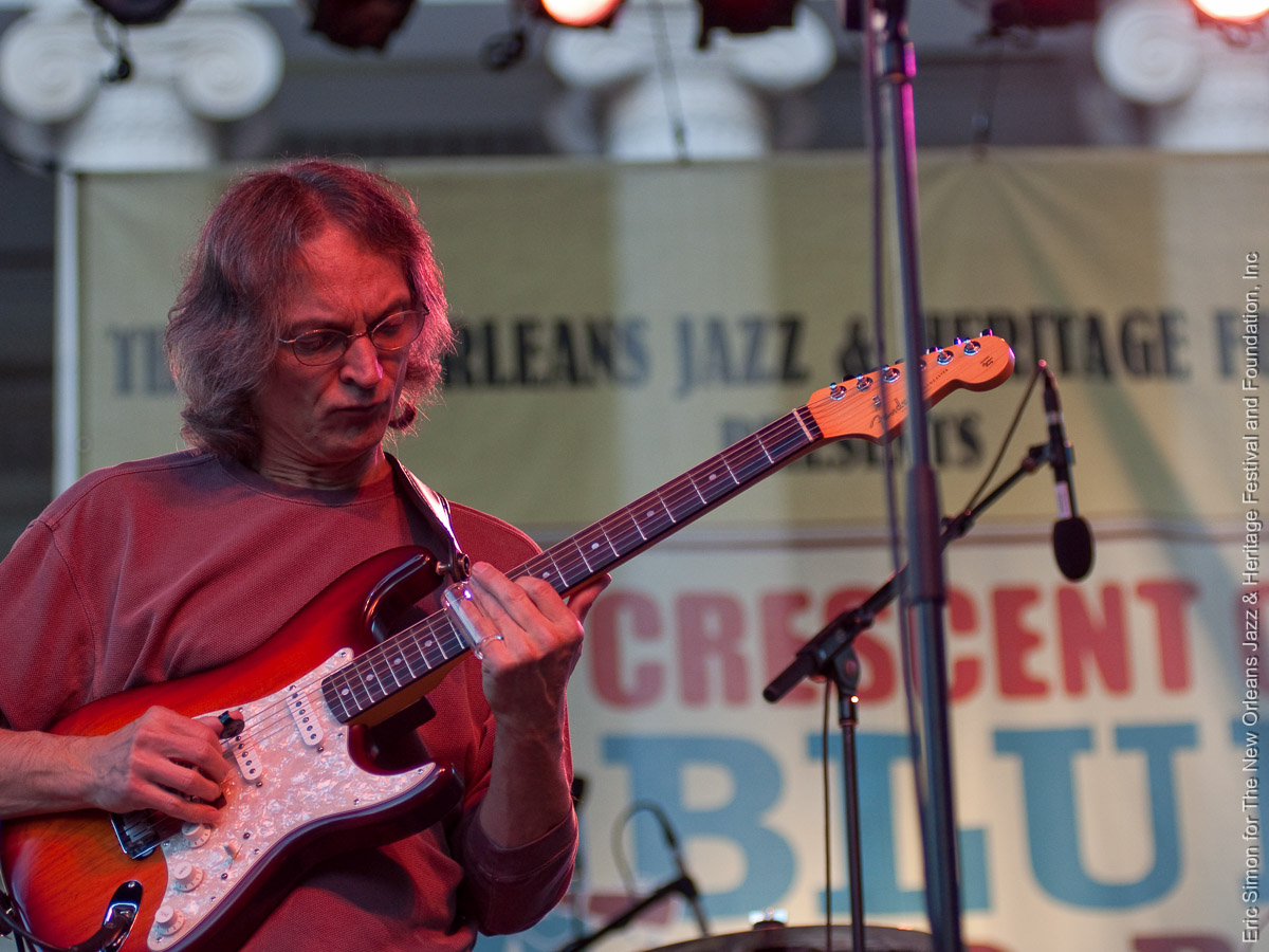 2009 Crescent City Blues and BBQ Festival, Music, New Orleans, Sonny Landreth