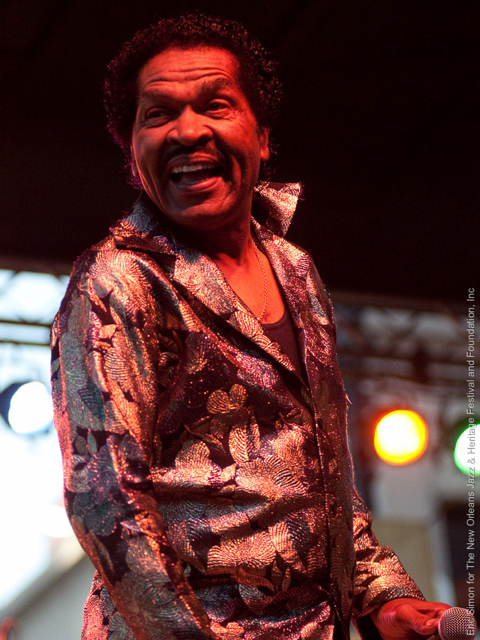 2009 Crescent City Blues and BBQ Festival, Bobby Rush, Music, New Orleans
