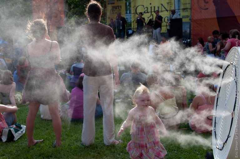 2010 Louisiana Cajun Zydeco Festival, Music, New Orleans