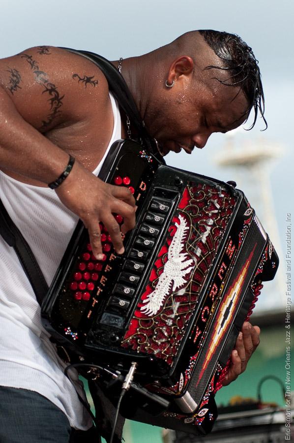 2010 Louisiana Cajun Zydeco Festival, Dwayne Dopsie & the Zydeco Hellraisers, Music, New Orleans