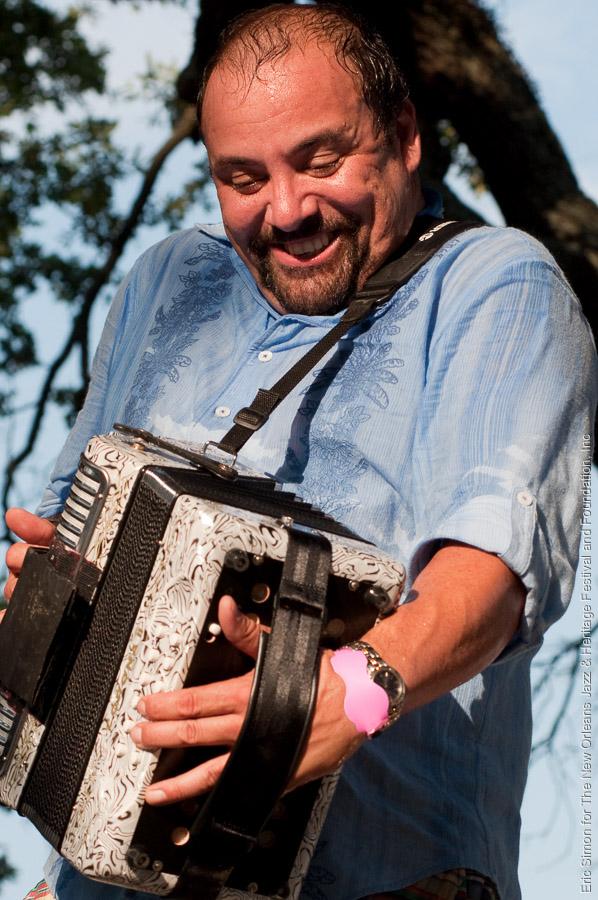 2010 Louisiana Cajun Zydeco Festival, Music, New Orleans, Terrance Simien & the Zydeco Experience