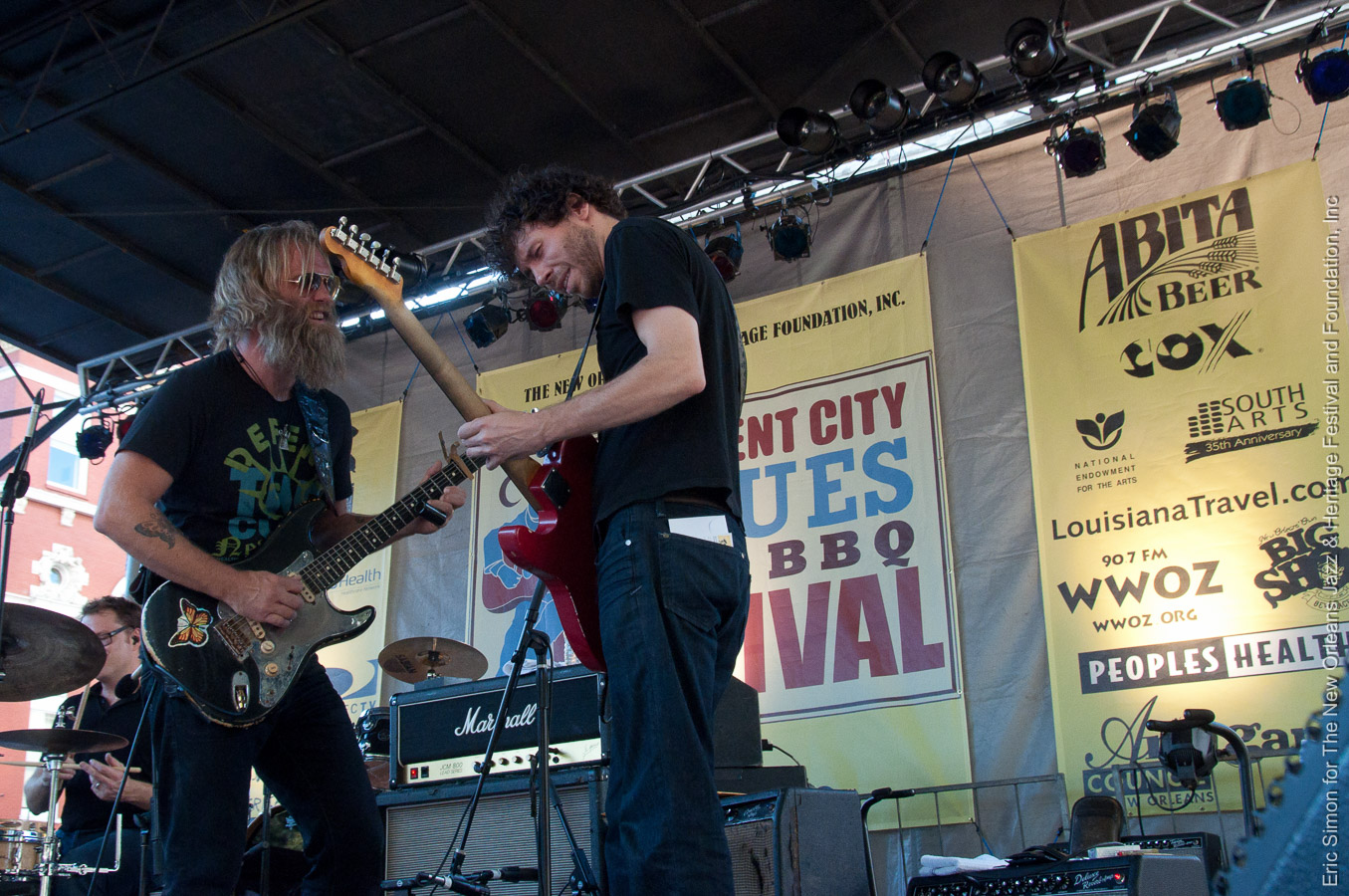 2010 Crescent City Blues and BBQ Festival, Anders Osborne, Music, New Orleans