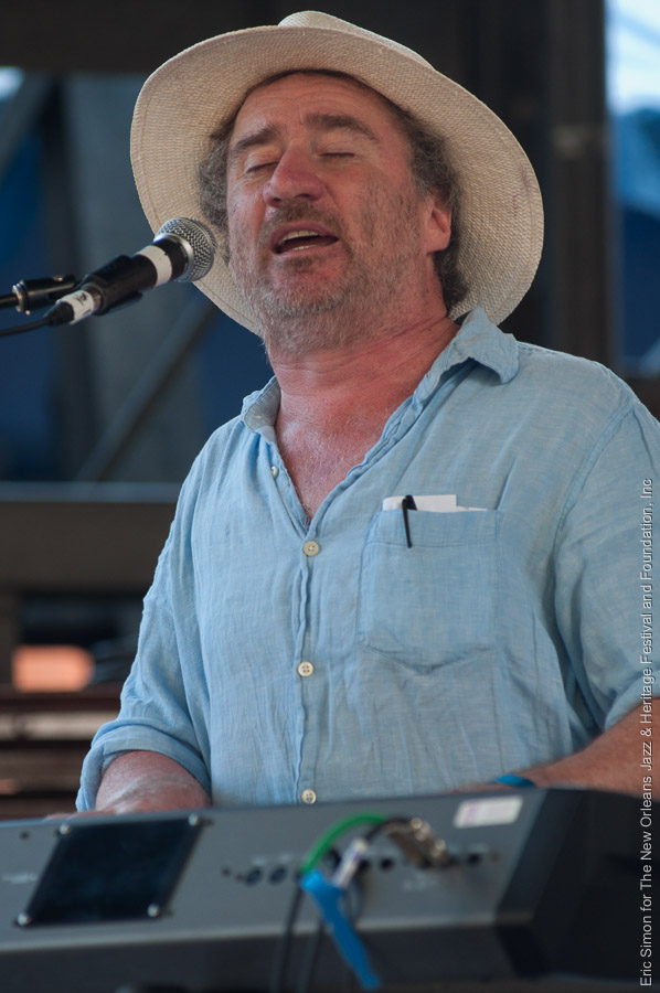 2010 Crescent City Blues and BBQ Festival, Jon Cleary, Music, New Orleans