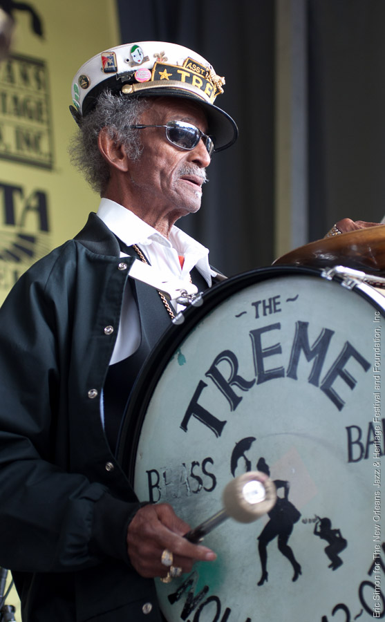Music, New Orleans, Third Annual Treme Creole Gumbo Festival 2010, Treme Brass Band