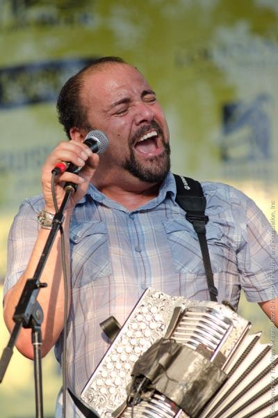 2011 Louisiana Cajun-Zydeco Festival, Music, New Orleans