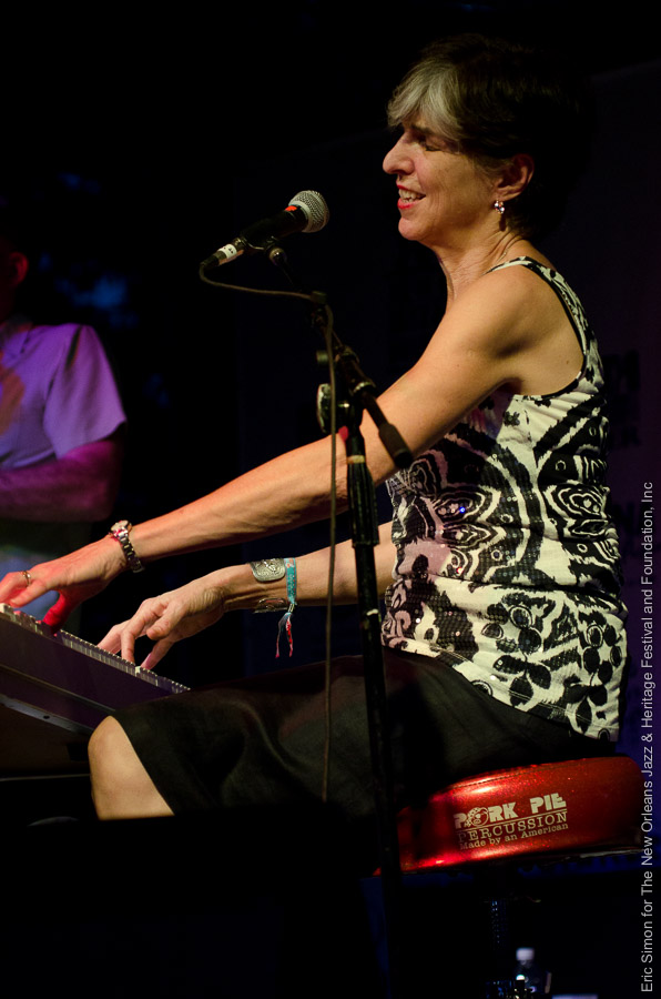 2011 Crescent City Blues and BBQ Festival, Marcia Ball, Music, New Orleans