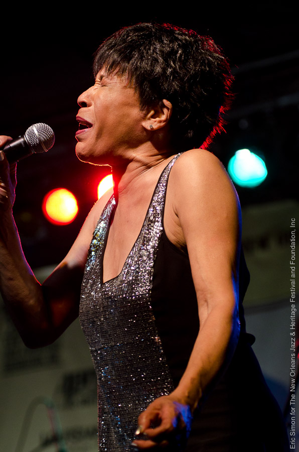 2011 Crescent City Blues and BBQ Festival, Bettye LaVette, Music, New Orleans