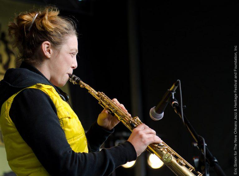 2011 Treme Creole Gumbo Festival, Aurora Neeland, Music, New Orleans