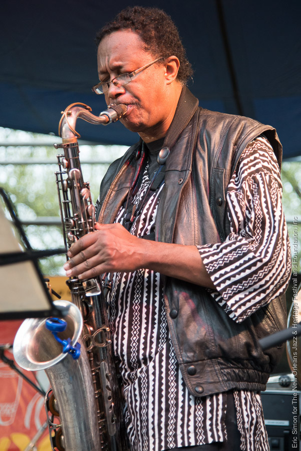 2013 Congo Square Rhythms Festival, Africa Brass with OTRA, Music, New Orleans, Tim Green