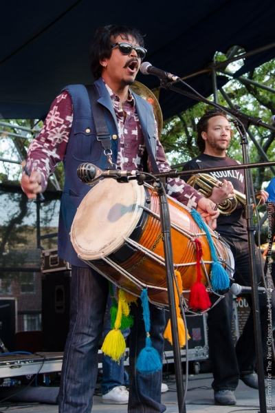 2013 Congo Square Rhythms Festival, Music, New Orleans