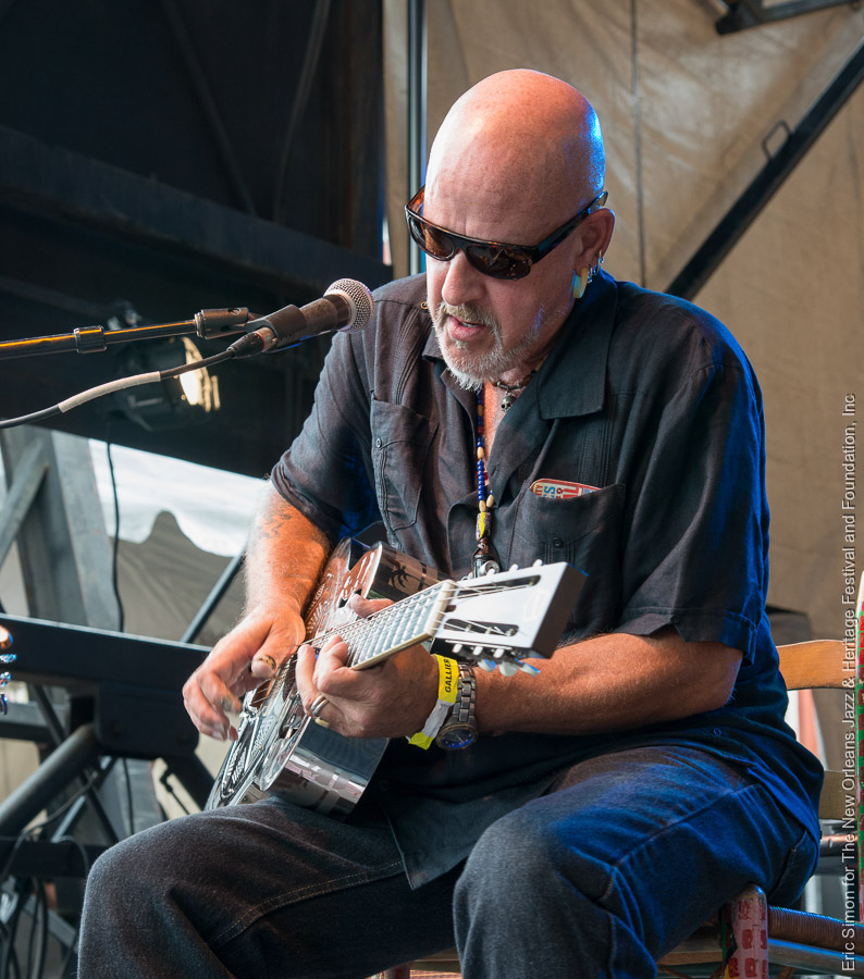 2013 Crescent City Blues and BBQ Festival, John Mooney, Music, New Orleans