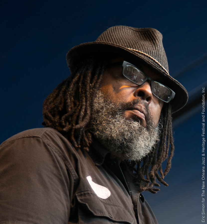 2013 Crescent City Blues and BBQ Festival, Alvin Youngblood Hart's Muscle Theory, Music, New Orleans