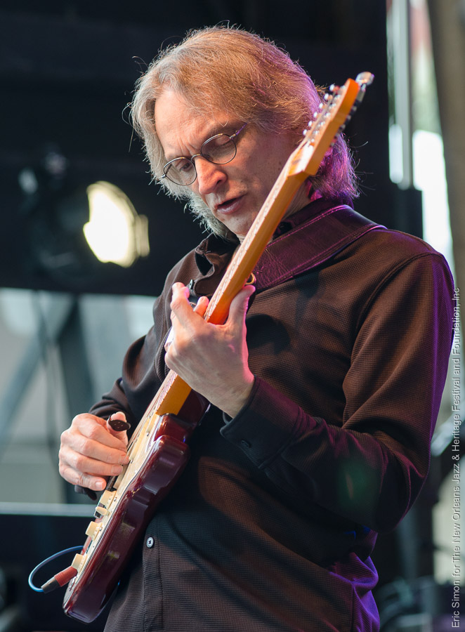 2013 Crescent City Blues and BBQ Festival, Music, New Orleans, Sonny Landreth