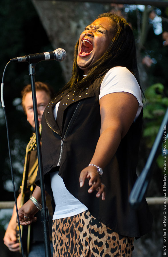 2013 Crescent City Blues and BBQ Festival, Music, New Orleans, Shemekia Copeland