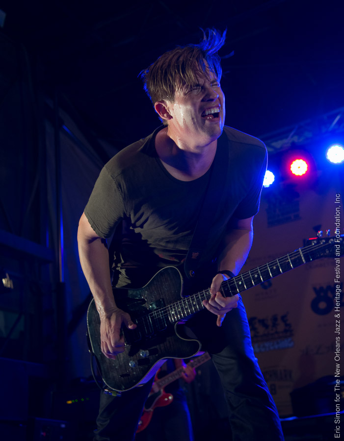 2013 Crescent City Blues and BBQ Festival, Jonny Lang, Music, New Orleans