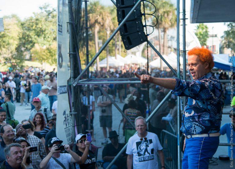 2013 Treme Creole Gumbo Fest, Richard Simmons