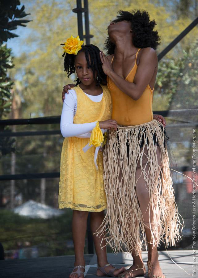 2014 Congo Square Rhythms Festival, Music, New Orleans, Tekrema Dance Theater