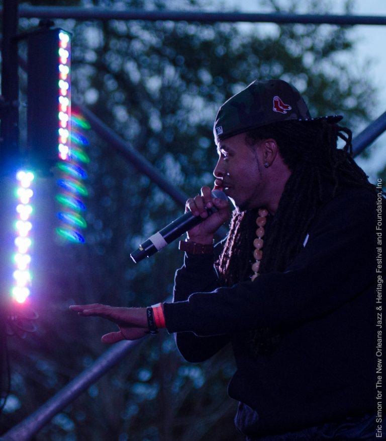 2014 Congo Square Rhythms Festival, Dee-1, Music, New Orleans