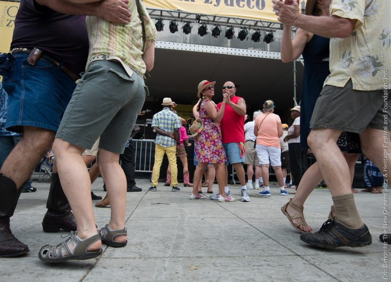 2014 Louisiana Cajun Zydeco Festival, Music, New Orleans