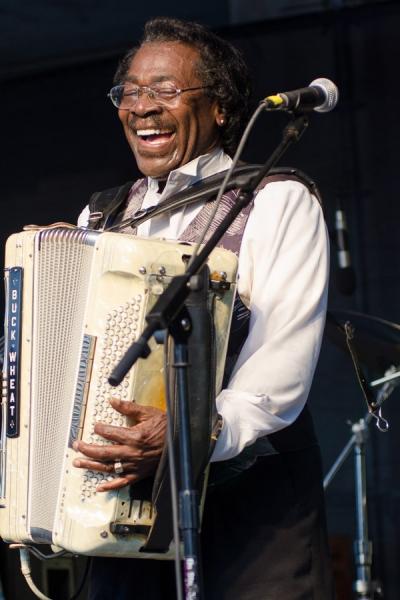 2014 Louisiana Cajun-Zydeco Festival, Music, New Orleans