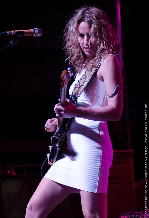 2014 Crescent City Blues and BBQ Festival, Ana Popovic, Music, New Orleans