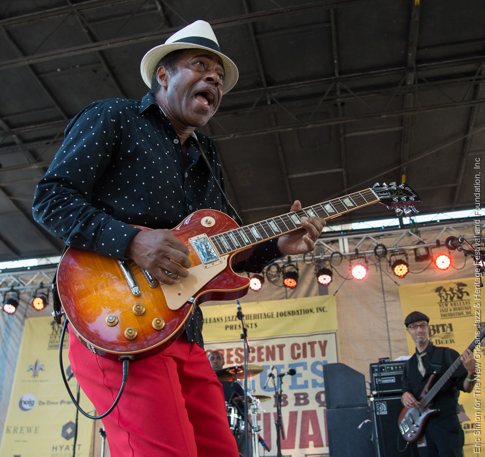 2014 Crescent City Blues and BBQ Festival, Music, New Orleans, Vasti Jackson