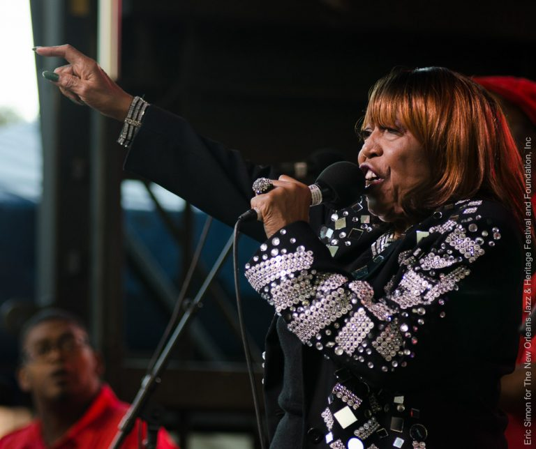 2014 Crescent City Blues and BBQ Festival, Denise LaSalle, Music, New Orleans