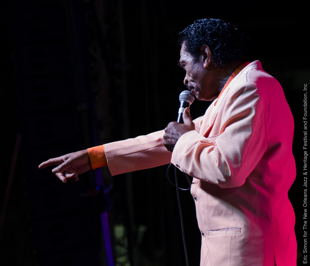 2014 Crescent City Blues and BBQ Festival, Bobby Rush, Music, New Orleans