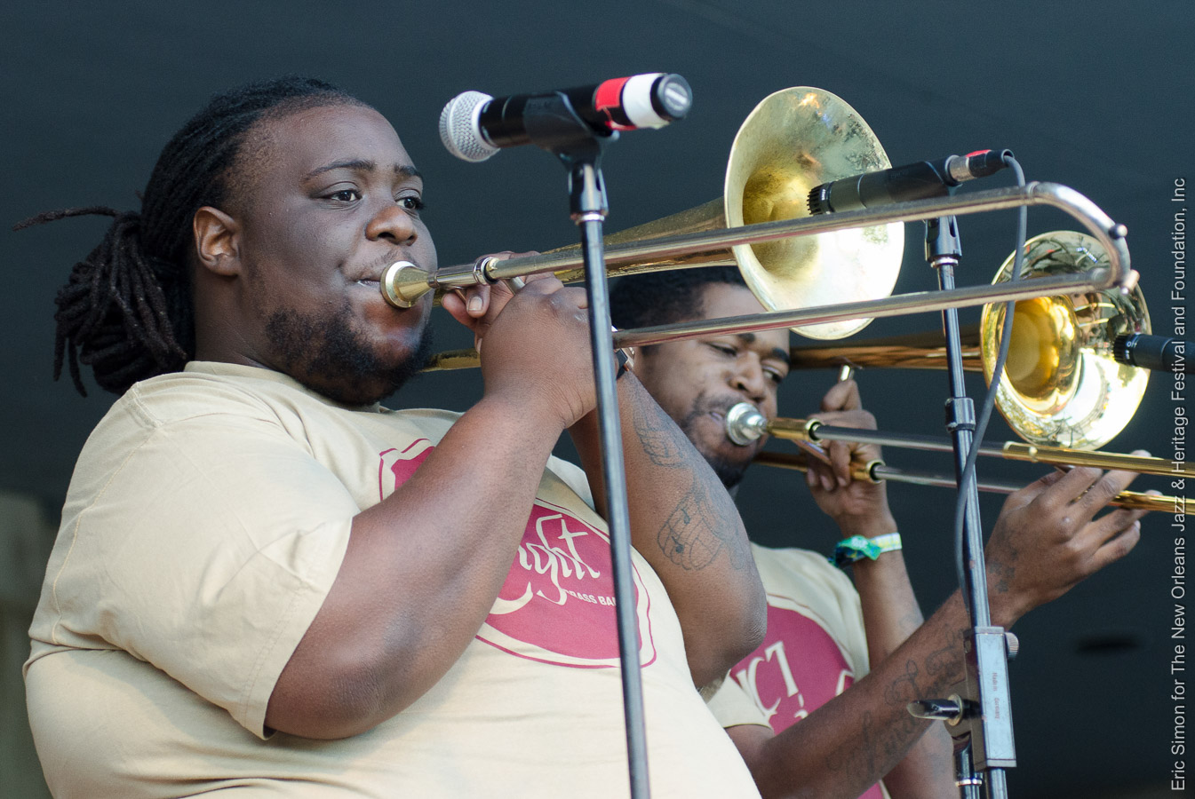 2014 Treme Creole Gumbo Festival, Brass-A-Holics