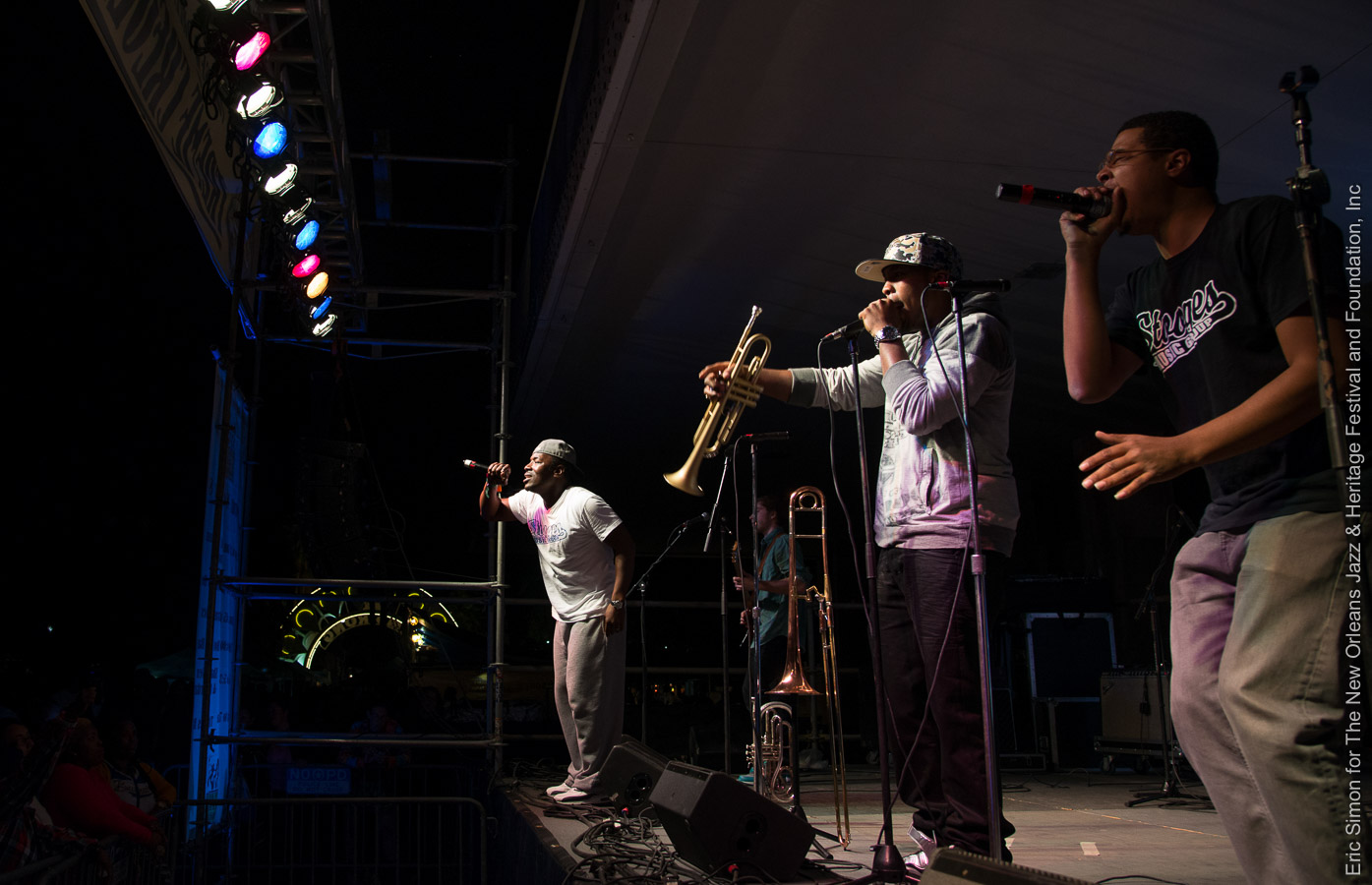 2014 Treme Creole Gumbo Festival, The Stooges Brass Band