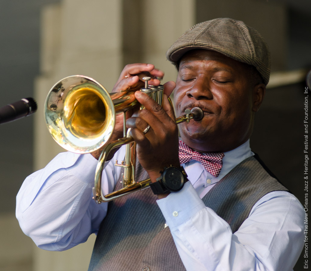 2014 Treme Creole Gumbo Festival, Ecrib Müller's Twisted Dixie (featuring Brice Miller)
