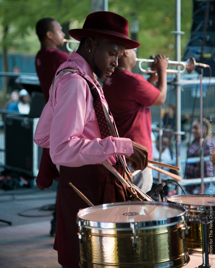 2014 Treme Creole Gumbo Festival, To Be Continued Brass Band