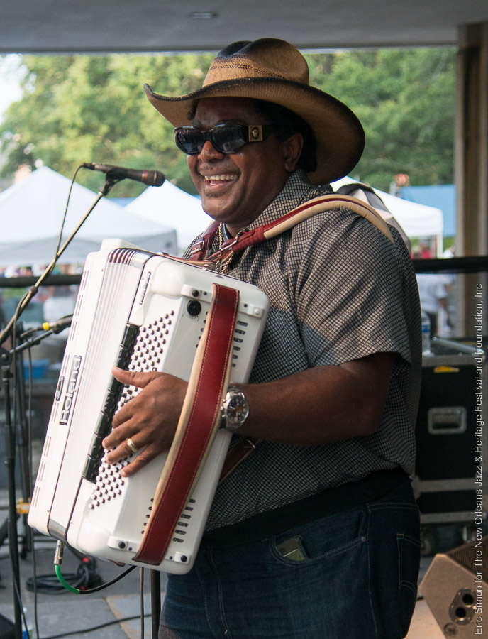 2015 Louisiana Cajun Zydeco Festival, Music, Nathan & the Zydeco Cha Chas, New Orleans