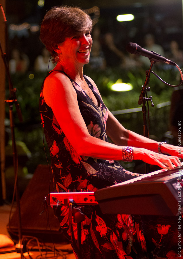 2015 Crescent City Blues and BBQ Festival, Marcia Ball, Music, New Orleans