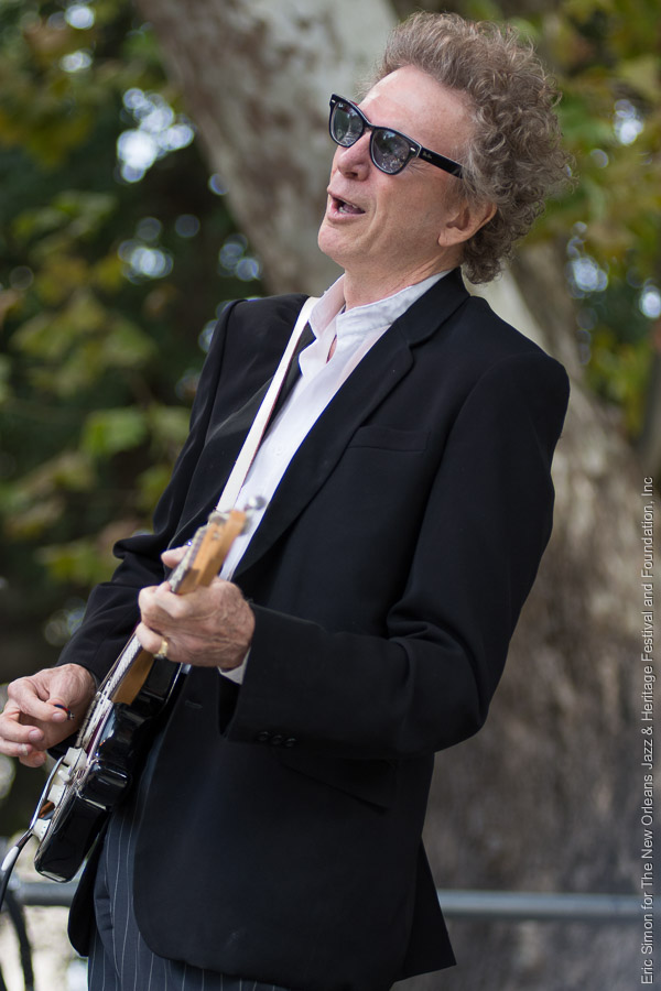 2015 Crescent City Blues and BBQ Festival, Mason Ruffner, Music, New Orleans