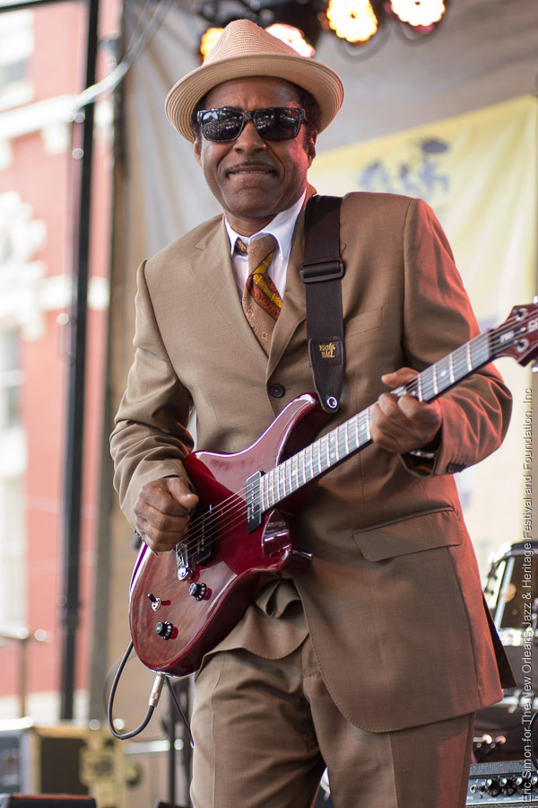 2015 Crescent City Blues and BBQ Festival, Vasti Jackson Music, New Orleans