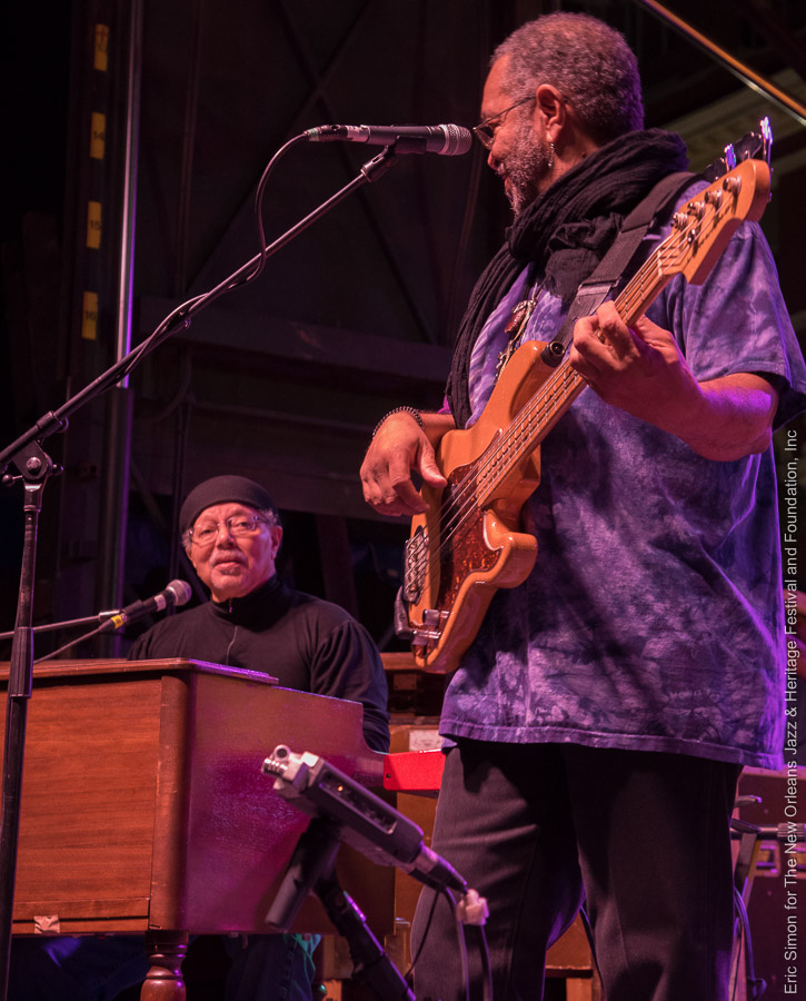 2015 Crescent City Blues and BBQ Festival, George Porter Jr, Music, New Orleans, and Art Neville