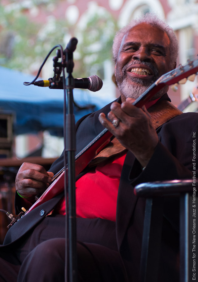 2015 Crescent City Blues and BBQ Festival, Classie Ballou, Music, New Orleans
