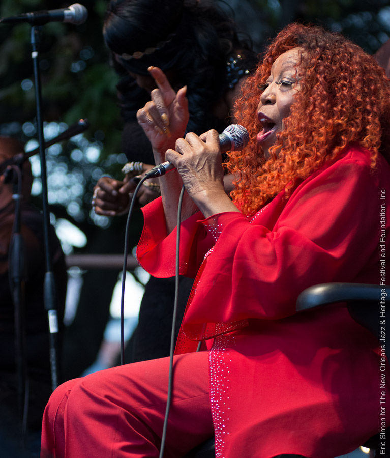 2015 Crescent City Blues and BBQ Festival, Denise LaSalle, Music, New Orleans