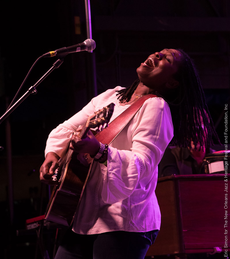 2015 Crescent City Blues and BBQ Festival, Music, New Orleans, Ruthie Foster