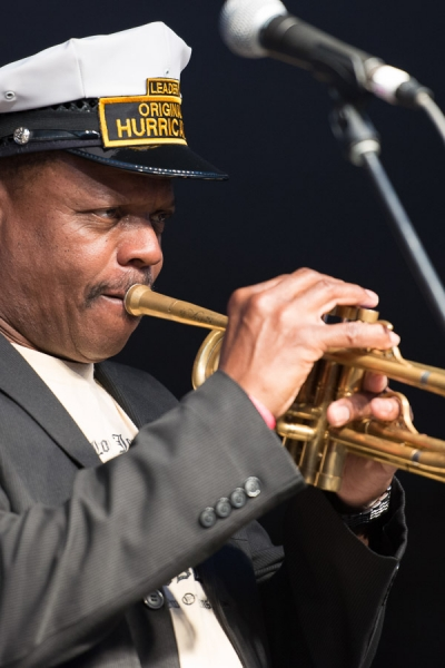 2015 Treme Creole Gumbo Festival, Music, New Orleans