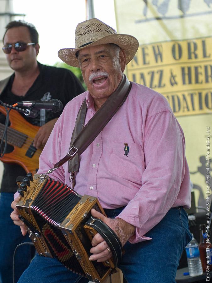 2009 Louisiana Cajun Zydeco Festival, Goldman Thibodeaux, Music, New Orleans