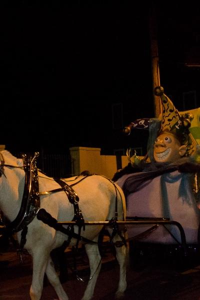 Mardi Gras New Orleans 2012