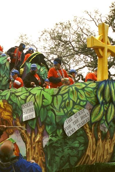 Mardi Gras New Orleans 2006